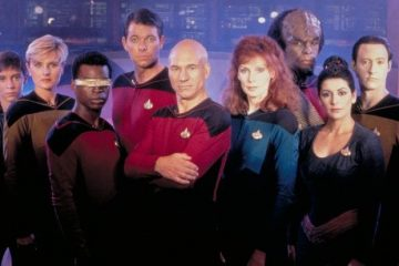 Star Trek – the TV Series that Went Where no TV Show has Gone Before